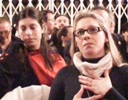 Montse a la Soledad Iglesia de Santiago (II) | 2009