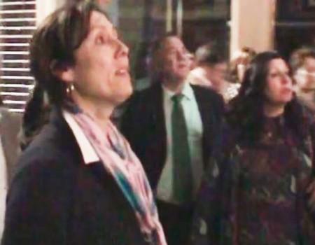 Mariana a la Virgen de los Desamparados Pasión | 2011