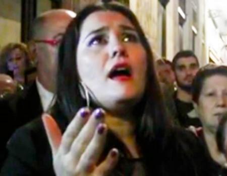Anabel a la Soledad encierro I | 2014