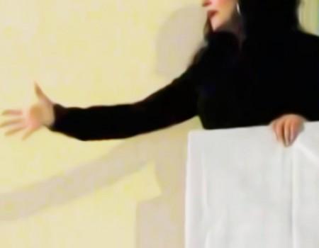 Rocio Segura a la Esperanza Estudiantes | 2014
