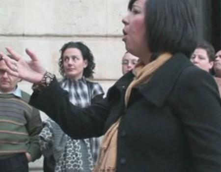 María Canet a la Virgen de los Dolores Entierro  | 2009