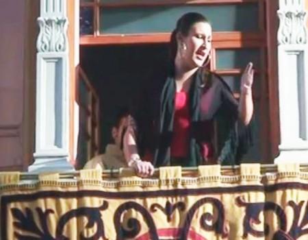 Ana Mar al Cristo del Amor Alcalde Muñoz | 2011