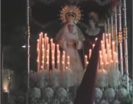 Ana Mar San Juan y la Virgen de la Coronación | 2014