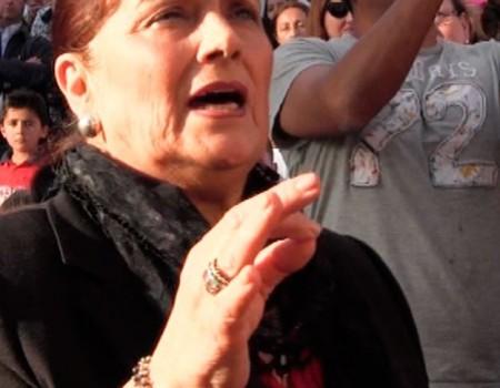 Antonia López a María de los Desamparados Pasión | 2014