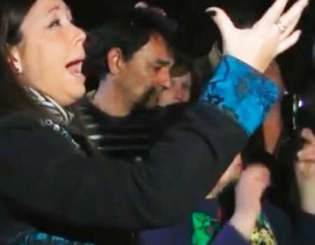 María Canet por seguiriya acabada en debla a la Unidad | 2015