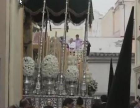 María Canet a la Virgen de la Macarena | 2013