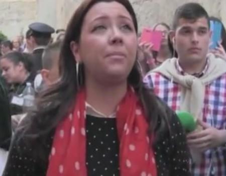 María Canet a la Macarena | 2014