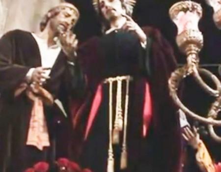 María José Pérez a San Juan Evangelista Soledad Iglesia de Santiago | 2009