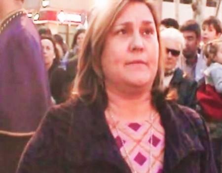 Mariana Ruiz de Carboneras a la Virgen de los Desamparados Pasión | 2011