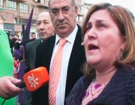 Mariana Ruíz de Carboneras a Jesús de la Salud Pasión | 2011