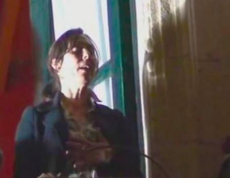 Mariana a la Virgen de la Esperanza Estudiantes | 2011