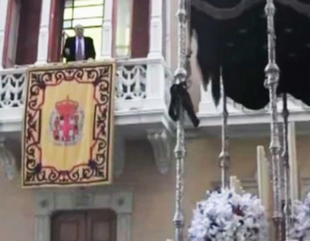 El Niño de las Cuevas a la Virgen del Primer Dolor Amor | 2013