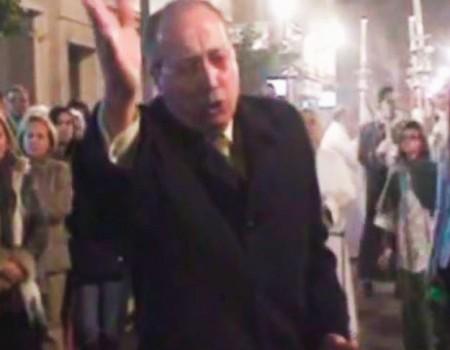 Paco Berenger al Gran Poder Navarro Rodrigo | 2012