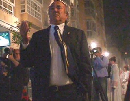 Rafael López a la Oración en el Huerto Estudiantes | 2011