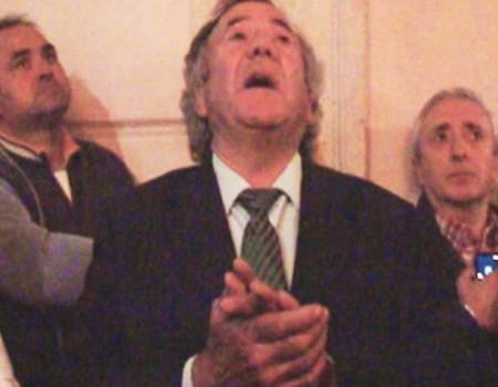 Rafael López a la Macarena | 2011