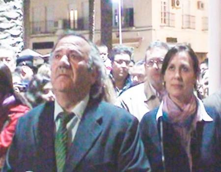 Rafael López a Jesús de la Sentencia Macarena  | 2011