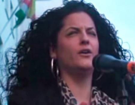Rocío Segura  a la Virgen de la Amargura Encuentro | 2012