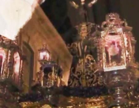 Rocío Segura al Cristo de Medinaceli | 2013