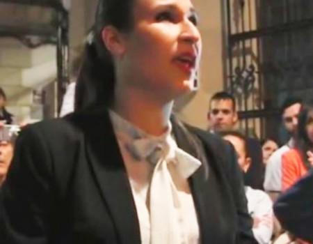 Ana Mar a María Stma. de Gracia y Amparo por seguiriyas acabadas en toná – Coronación | 2015
