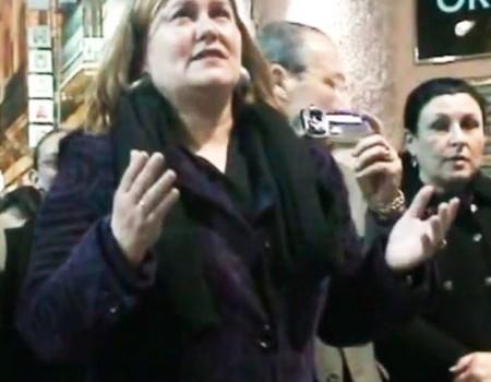 Mariana Ruíz de Carboneras al Gran Poder | 2010