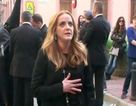 Rocío Zamora a Ntra Sra de los Dolores por seguiriya acaba en martinete | 2015