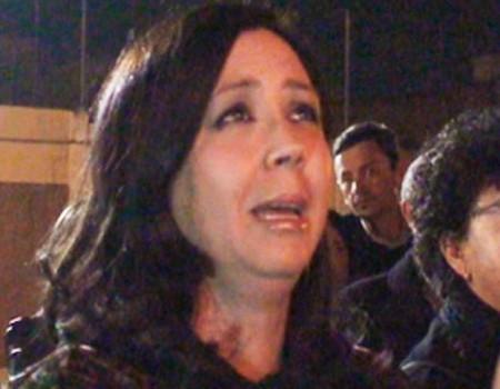 Maria Canet a Mª Stma. de la Unidad  | 2016