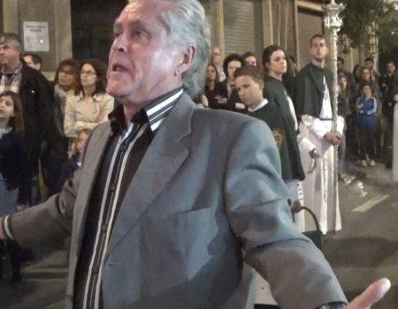 Alfonso Salmeron a la Esperanza en calle Real frente Casa Joaquin por seguiriya y marinete | 2017