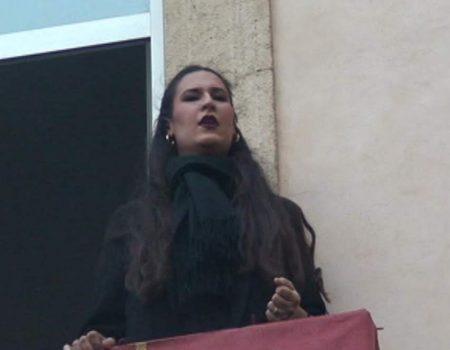Ana Mar saeta por seguiriyas con cambio a toná | 2017