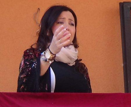 Maria Canet Saeta por seguiriya acabada en martinete  | 2017