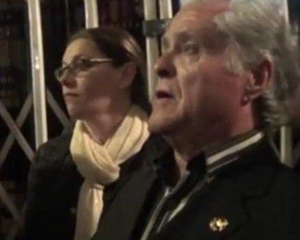 Alfonso Salmerón a Ntra. Sra de los Dolores por seguiriya en la recogida | 2017
