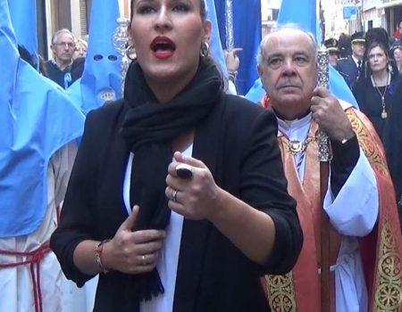 Ana Mar a Ntra Sra del Primer Dolor, saeta por seguiríya con cambio a Manuel Molina | 2017