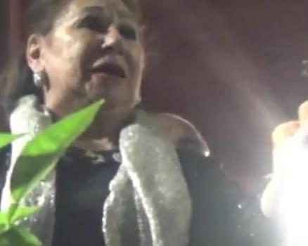 María Vargas a Ntra. Sra. de las Angustias por seguiriya | 2017