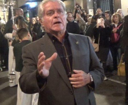 Alfonso Salmerón, saeta por seguiriya y toná a la Virgen de la Esperanza | 2018