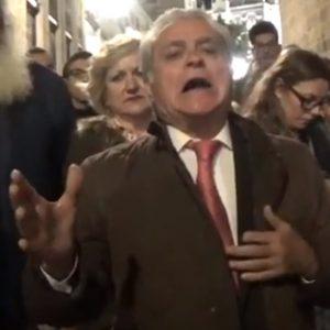 Alfonso Salmerón, saeta por seguirilla  y martinete a su aire   2018