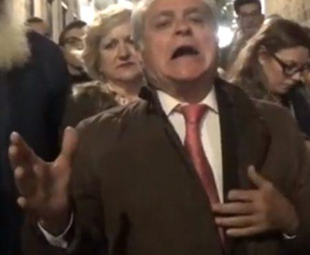 Alfonso Salmerón, saeta por seguirilla  y martinete a su aire | 2018