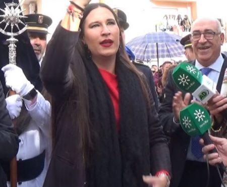 Ana Mar, saeta por seguiriya a Jesús de las Penas | 2018