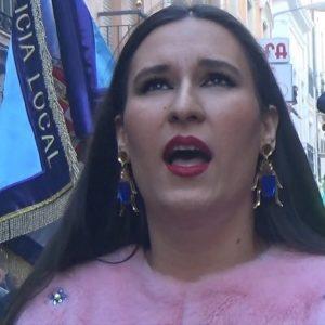 Ana Mar, saeta por seguiriya y martinete al Cristo el Amor   2018