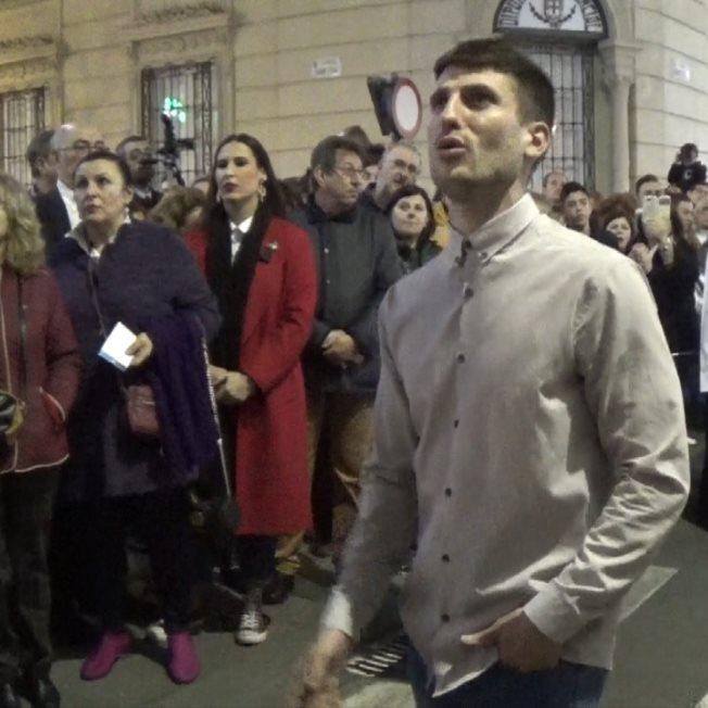 Daniel Molinero al gran Poder 2018