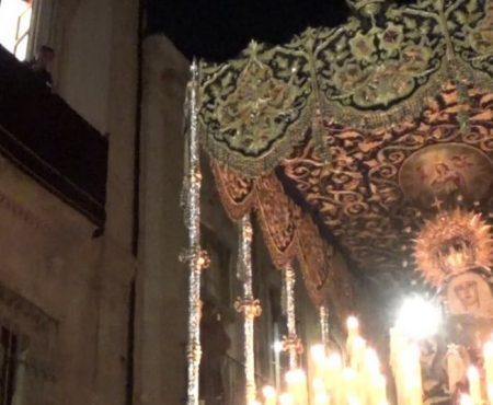 María Canet, saeta por seguiriya y martinete a Jesús de Medinaceli | 2018
