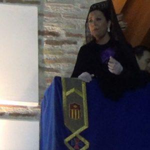 María Canet, saeta por seguiriya a la Virgen de la Merced   2018