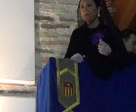 María Canet, saeta por seguiriya a la Virgen de la Merced | 2018