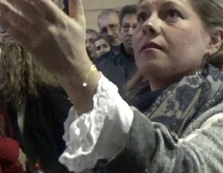 Montse Pérez al Gran Poder,  saeta por seguiriya | 2018