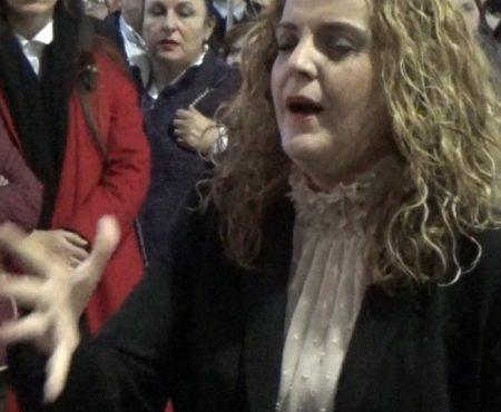Rocío Zamora, saeta por seguiriya y martinete a Jesús de la Humildad | 2018