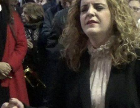 Rocío Zamora al Gran Poder, saeta por seguiriya | 2018