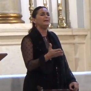 Sonia Miranda saeta por carceleras   2018