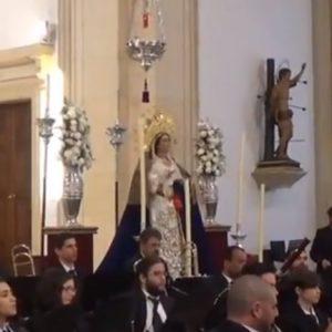 Sonia Miranda marcha y saeta por seguiriyas   2018