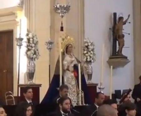 Sonia Miranda marcha y saeta por seguiriyas | 2018