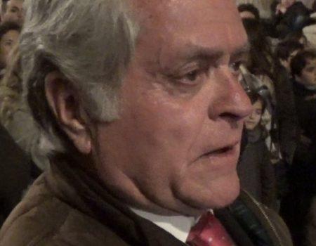 Alfonso Salmerón, saeta por seguiriya y martinete a la Soledad | 2018