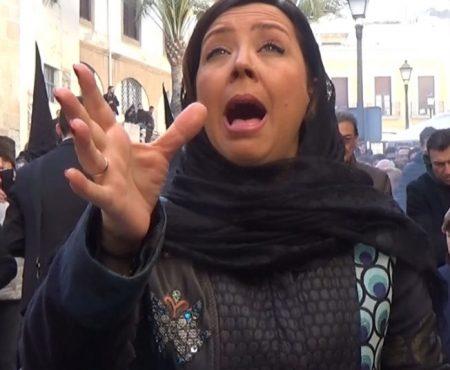 María Canet, saeta por seguiriya a Ntra. Sra. de los Dolores | 2018