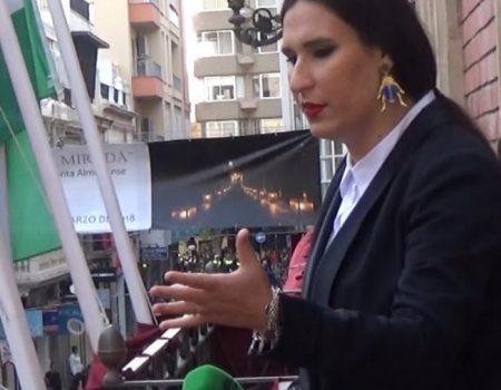 Ana Mar canta una saeta por seguiriya al Cristo de la Buena Muerte | 2018